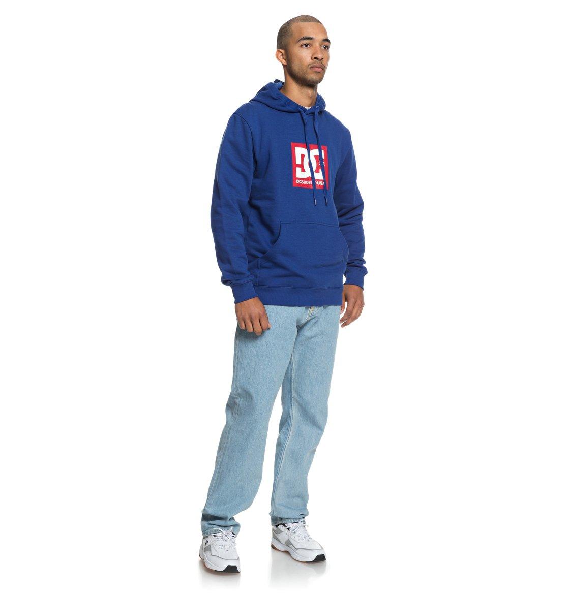 Hoodie Square Dc Shoes Star Edysf03167 ™ PqnTgnvI