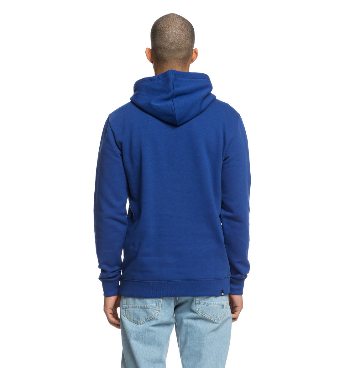 970f218f2c9f7 4 Square Star - Sweat à capuche pour Homme Bleu EDYSF03167 DC Shoes