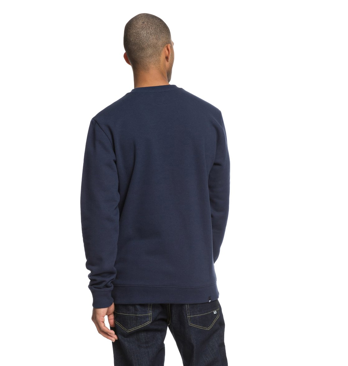 1df03b8668dea 4 High Value - Sweatshirt pour Homme Bleu EDYSF03180 DC Shoes
