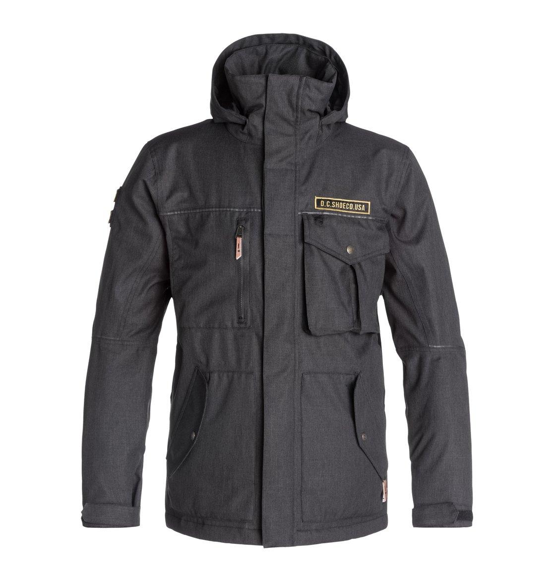 0 Men s Company Snow Jacket EDYTJ03000 DC Shoes 95bd71d3e