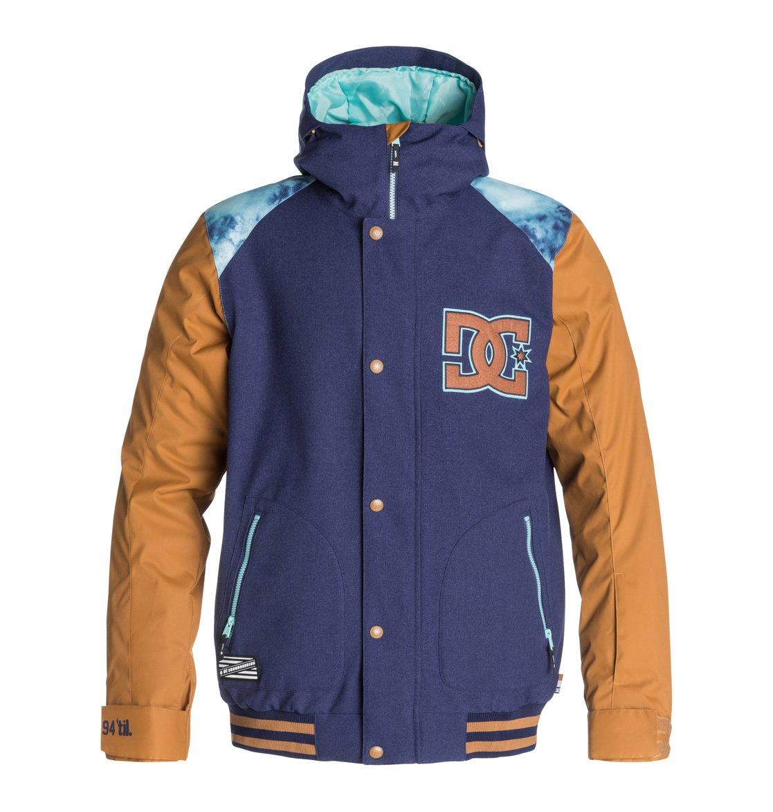 Dc Dcla Se Men S Jacket Men S Dcla Snowboard Jacket