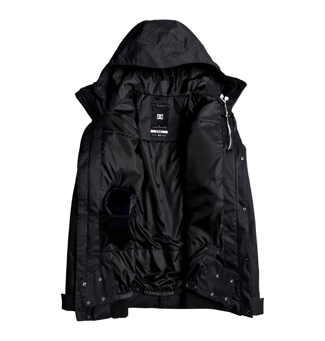 2 Сноубордическая куртка DCLA SE Черный EDYTJ03047 DC Shoes 6d67db941d1