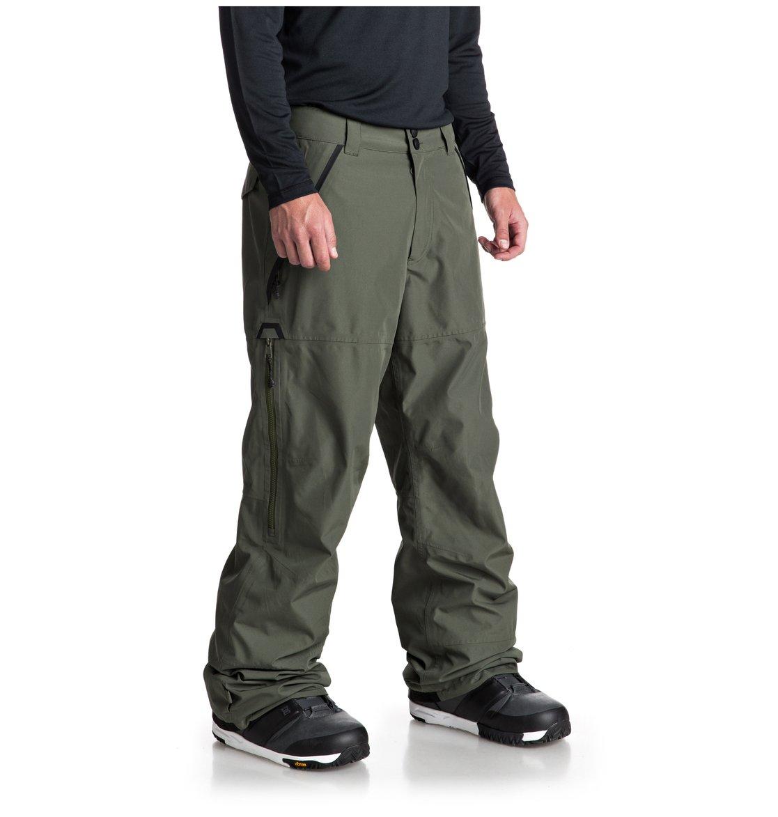 Shoes Edytp03032 Dc Hombre Nieve Nomad Shell Pantalón Para xw6Xqc0OP