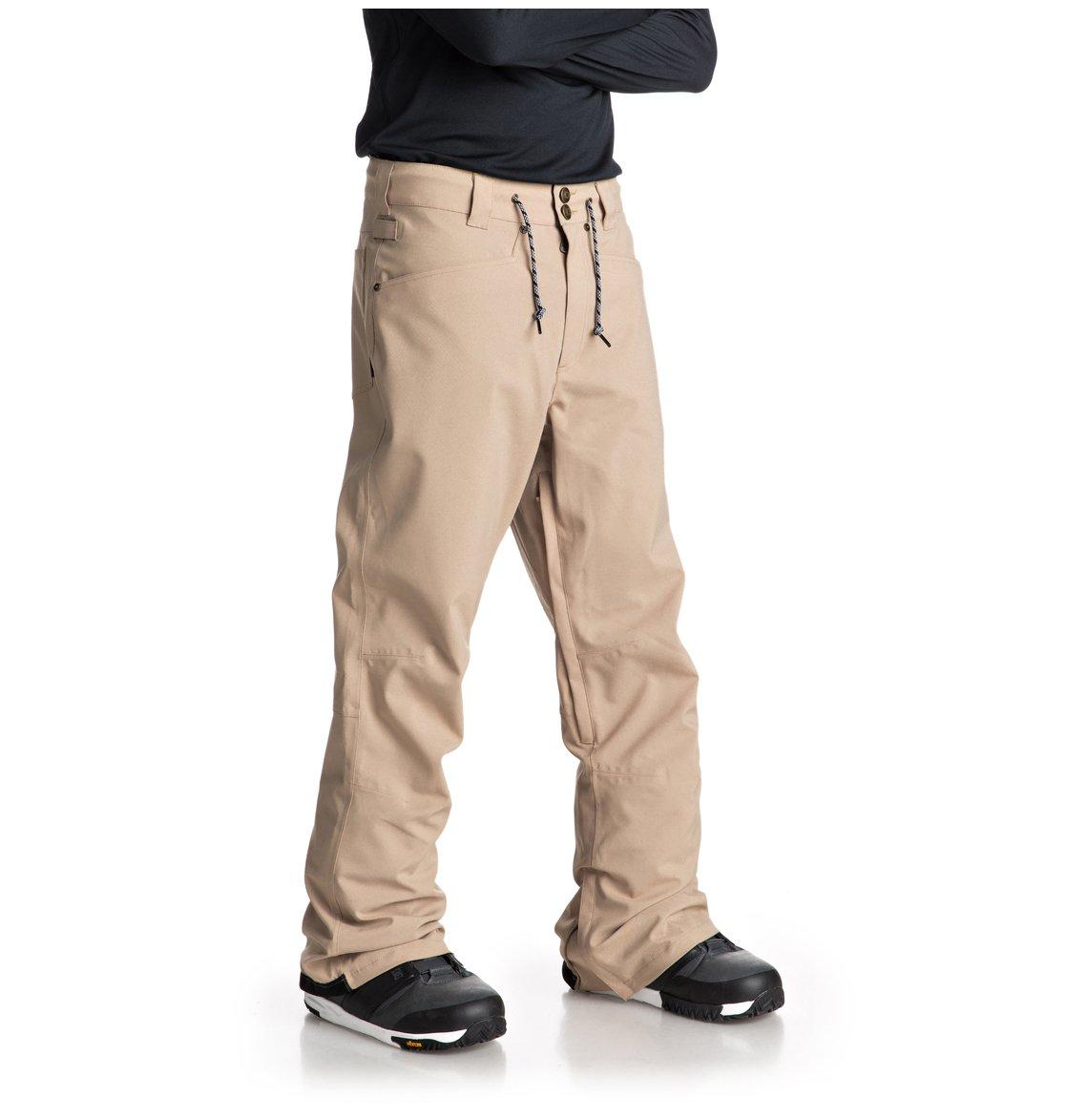 27cea7f7da9 DC-Shoes-Relay-Snow-Pants-EDYTP03034 vista en miniatura 11