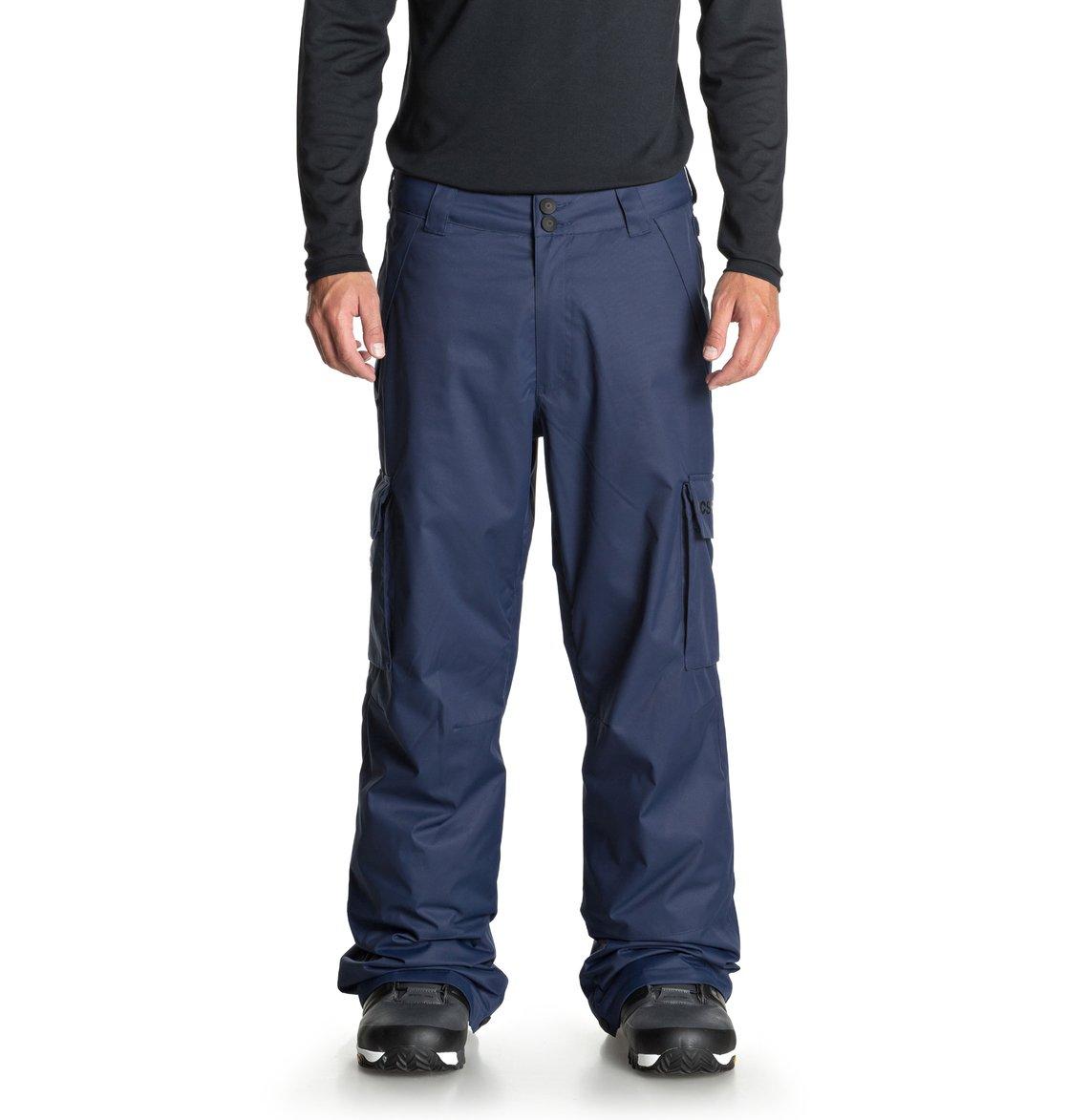 Hombre DC EDYTP03036 Banshee Para Shoes Azul para Pantalones Nieve 0 x0AqwPX88