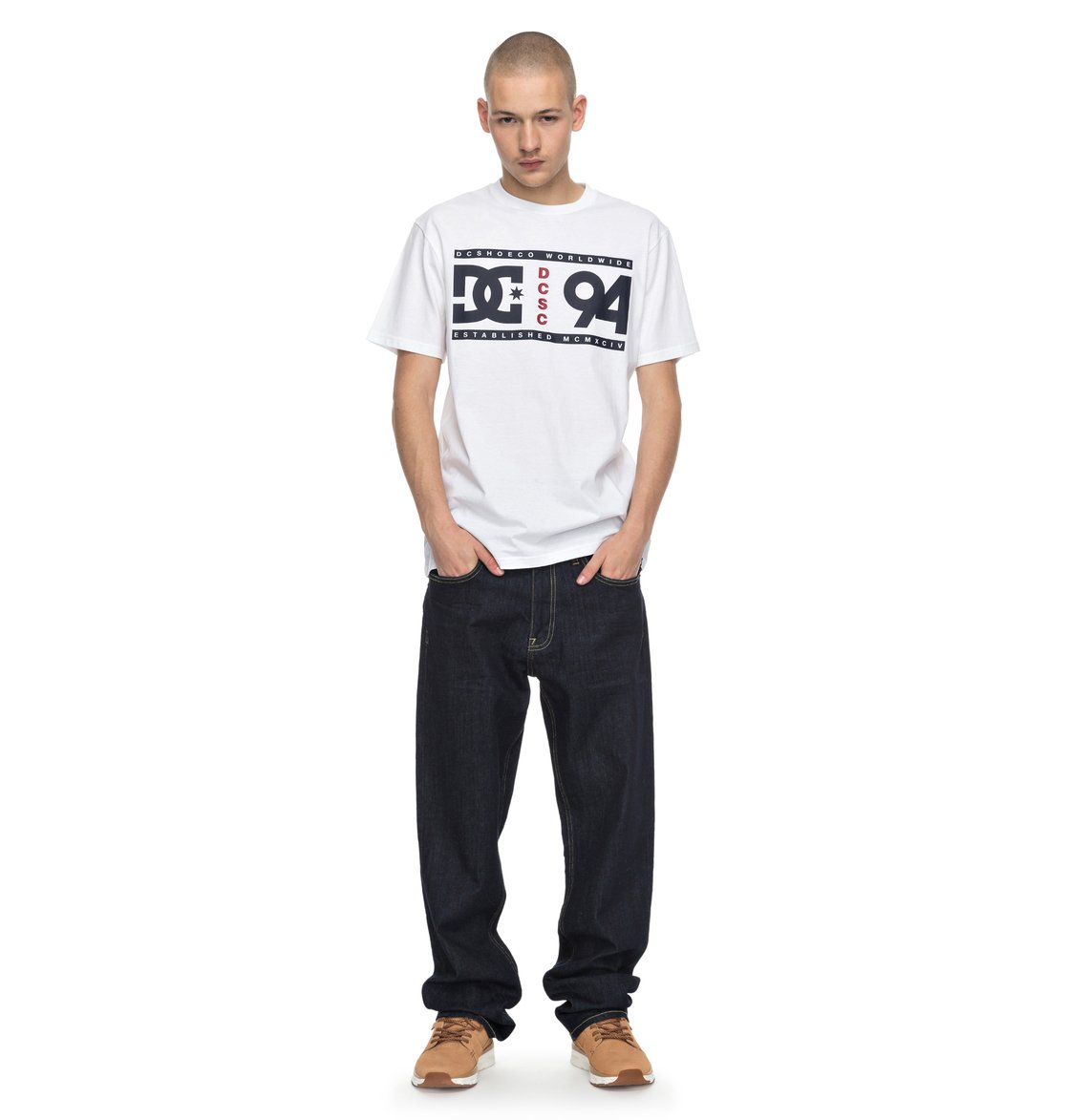 DC-Shoes-Alley-Oop-Camiseta-para-Hombre-EDYZT03691
