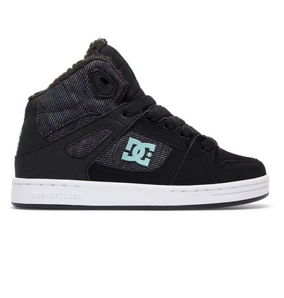 Rebound WNT - Winterized High-Top Shoes for Girls  ADGS100075