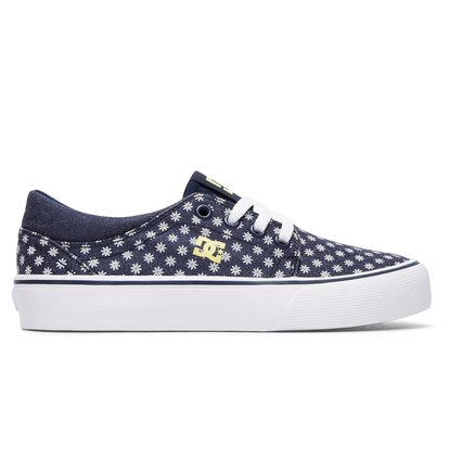 0 Trase TX SE - Shoes for Girls Blue ADGS300060 DC Shoes bae9000804f