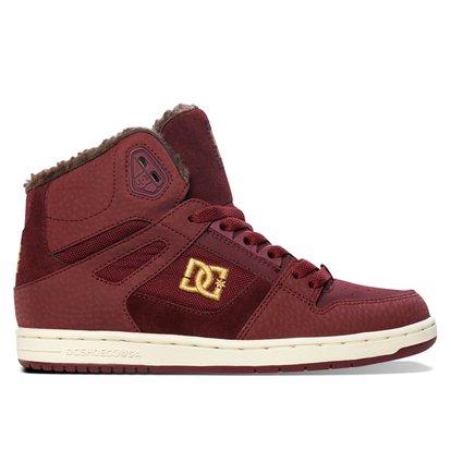 Rebound High WNT - Chaussures hautes d hiver pour Femme ADJS100054   DC  Shoes 30d4a9094c52
