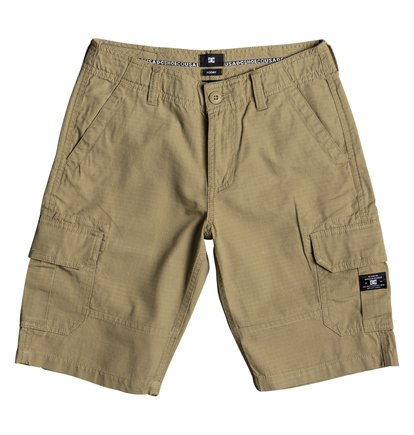 """Ripstop Cargo 18.5"""" - Cargo Shorts for Boys 8-16  EDBWS03018"""