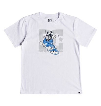 Kick Out - T-Shirt for Boys 8-16  EDBZT03294