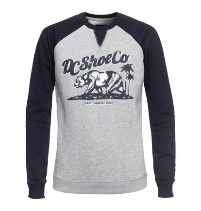 Bear And Palms Raglan - Sweatshirt for Women  EDJSF03015