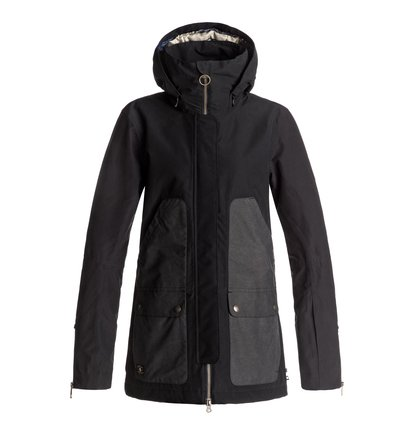 Panoramic - Snow Jacket for Women  EDJTJ03024
