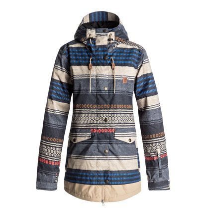 Riji - Snow Jacket for Women  EDJTJ03026