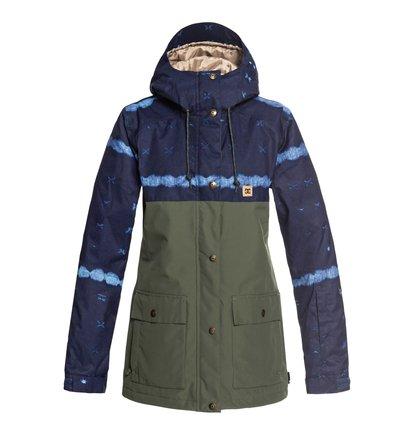 Cruiser - Parka Snow Jacket for Women  EDJTJ03036
