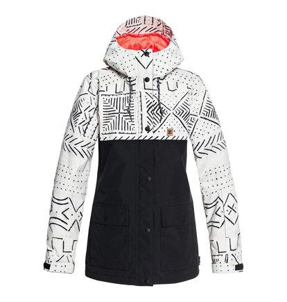 Женские сноубордические куртки DC Shoes  купить в официальном ... ec11e5108a2