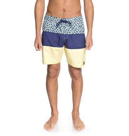 "Hot Blocked 18"" - Board Shorts for Men  EDYBS03069"