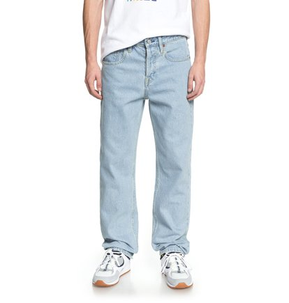 Worker - Relaxed Fit Jeans for Men  EDYDP03355