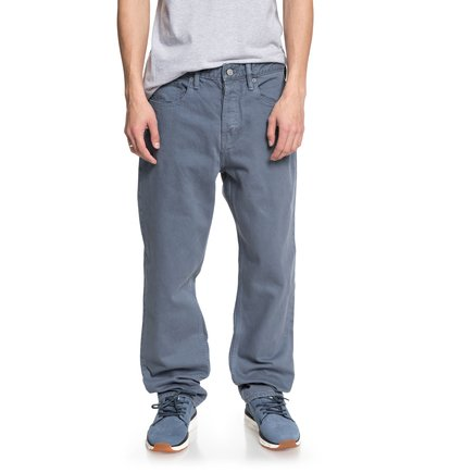 Worker - Relaxed Fit Jeans for Men  EDYDP03356