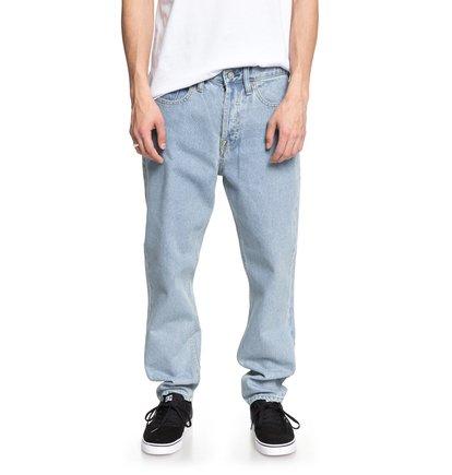 Worker - Crop Fit Jeans for Men  EDYDP03357