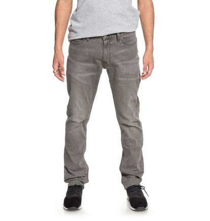 Worker - Straight Fit Jeans for Men  EDYDP03358
