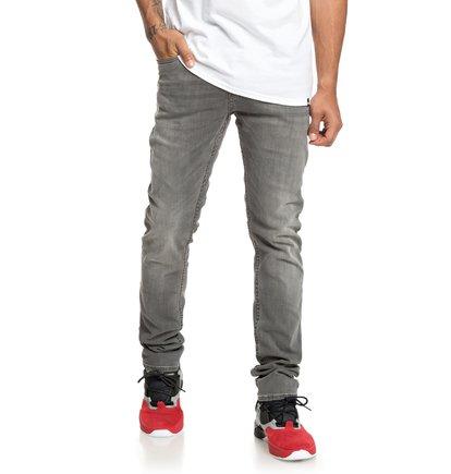 Worker Black - Slim Fit Jeans for Men  EDYDP03396