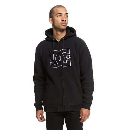New Star Sherpa - Zip-Up Hoodie for Men  EDYFT03399