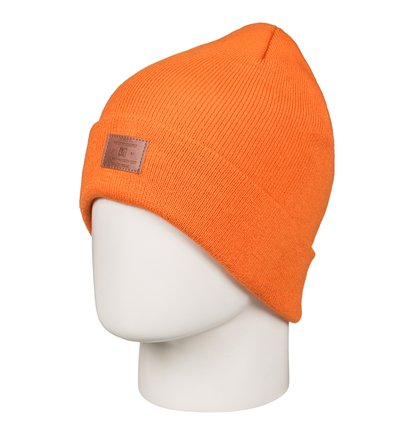 Label - Cuff Beanie for Men  EDYHA03054