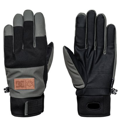 Cold War - Snowboard/Ski Gloves for Men  EDYHN03029