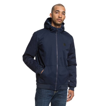 Ellis - Water-Resistant Hooded Jacket for Men  EDYJK03169