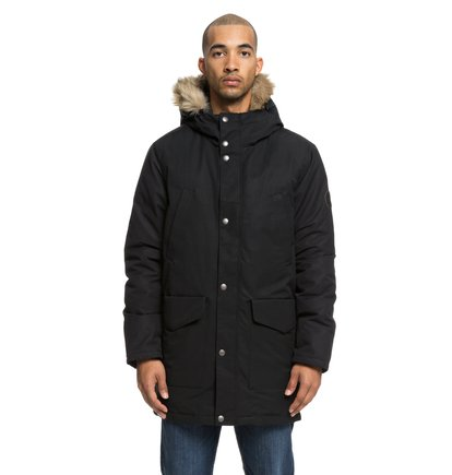 Bamburgh - Water-Resistant Hooded Parka for Men  EDYJK03171