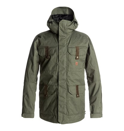 Servo - Snow Jacket for Men  EDYTJ03043