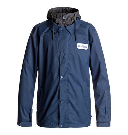 Cash Only - Snowboard Coach Jacket for Men  EDYTJ03045