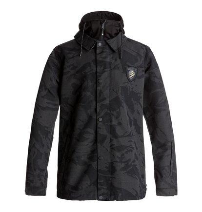 Cash Only SE - Snow Jacket for Men  EDYTJ03054