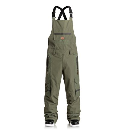 Platoon - Bib Snow Pants for Men  EDYTP03021