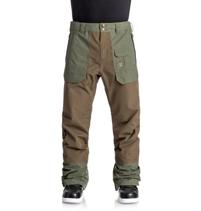 Asylum - Snow Pants for Men  EDYTP03024