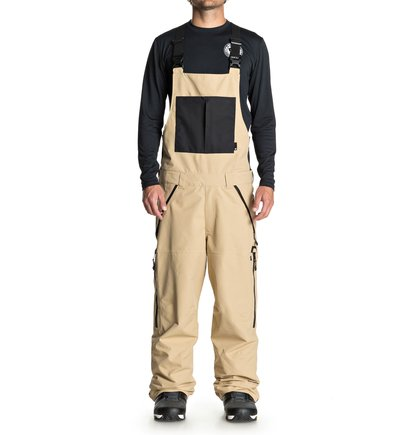 Nomad - Shell Snow Bib Pants for Men  EDYTP03030