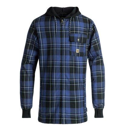 Backwoods - Technical Zip-Up Hoodie for Men  EDYWT03199