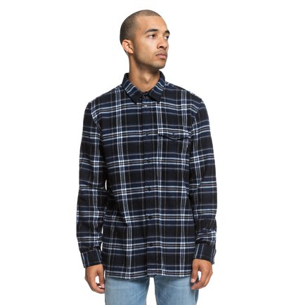 Marsha - Long Sleeve Flannel Shirt for Men  EDYWT03207