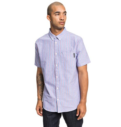 Rip Stripe - Short Sleeve Shirt for Men  EDYWT03223