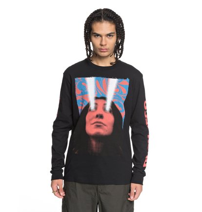 Laser Beam - Long Sleeve T-Shirt  EDYZT03774