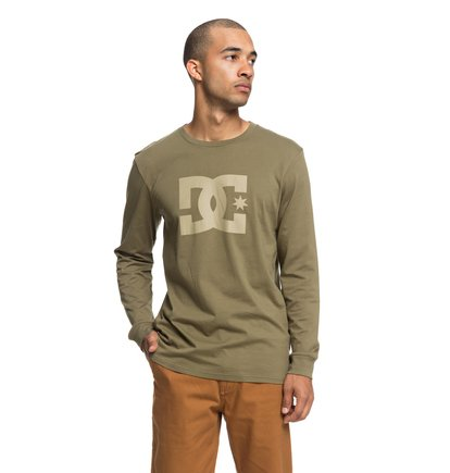 Star - Long Sleeve T-Shirt for Men  EDYZT03828