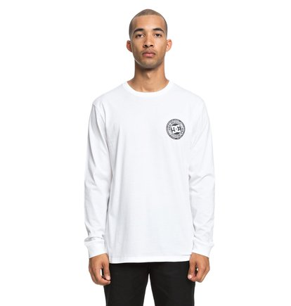 Circle Star - Long Sleeve T-Shirt for Men  EDYZT03829