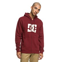 966090e9a4b54 Sweats Homme   Sweatshirt Capuche et Zippé   DC Shoes