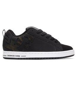 DC Sneaker - PURE SE 301024 black destroy wash, Taille:48.5