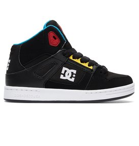 Rebound Hi - High-Top Shoes for Boys  ADBS100214