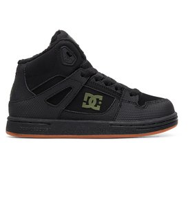 Pure High WNT - Winterized High-Top Boots for Boys  ADBS100245