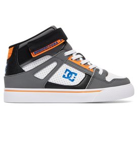 Pure High EV - High-Top Elastic-Laced Shoes for Boys  ADBS300260