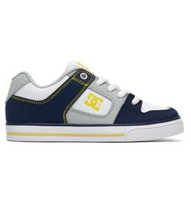 Zapatos negros DC Shoes Pure infantiles talla 37 ZhW6coiB