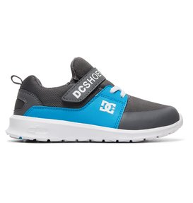 Sneaker DC Shoes Heathrow Prestige EV ‑ Zapatillas con Cordones Elásticos para Chicos
